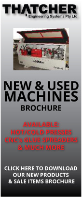 Wood Machine brochure